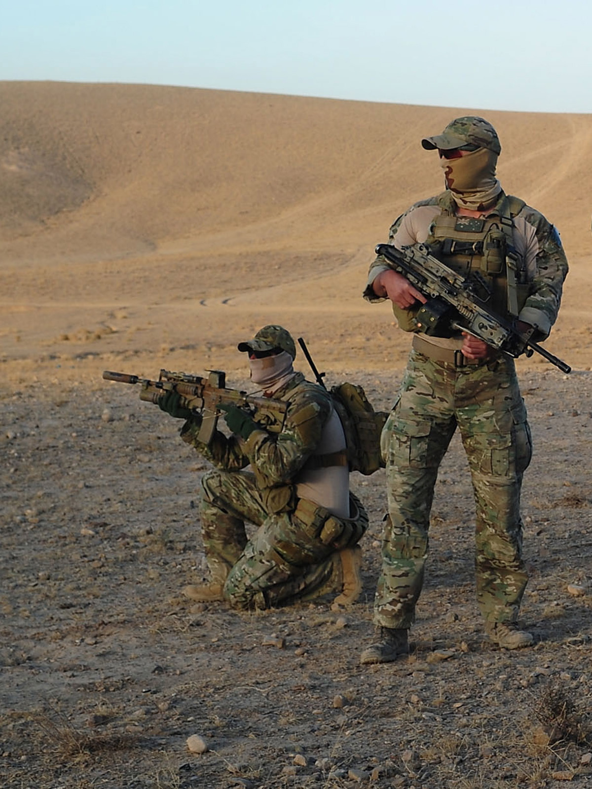 Special Forces | Security Scholar