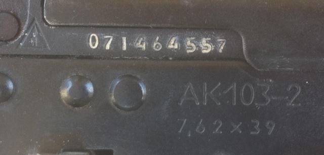 AK-103-2 Serial