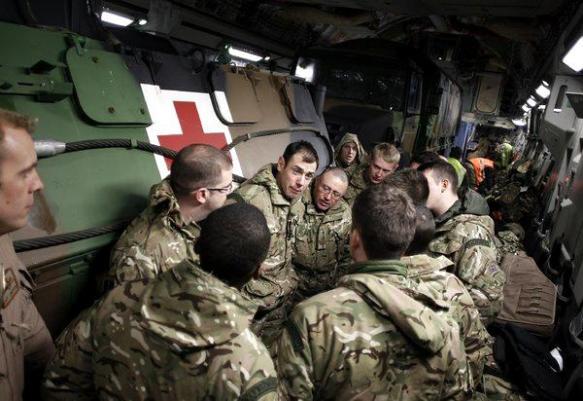 RAF Reg (AFP)